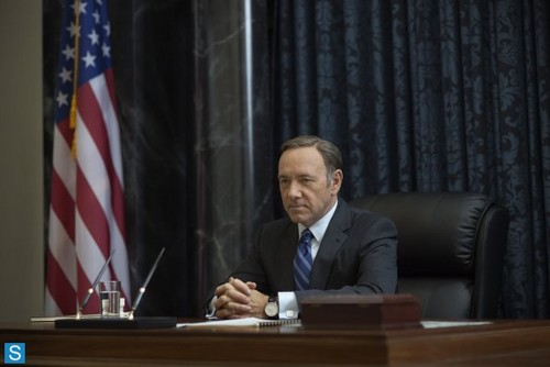 House of Cards 壁纸 containing a business suit and a suit titled House of Cards - Season 2 - Promotional 照片