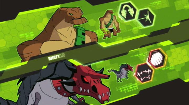 Pictures of Ben 10 Omniverse Aliens Transformations - #rock-cafe