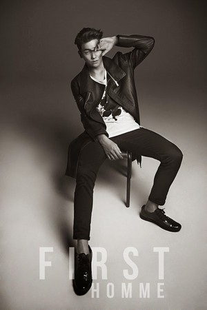 Hyungsik 'First Homme' teaser image