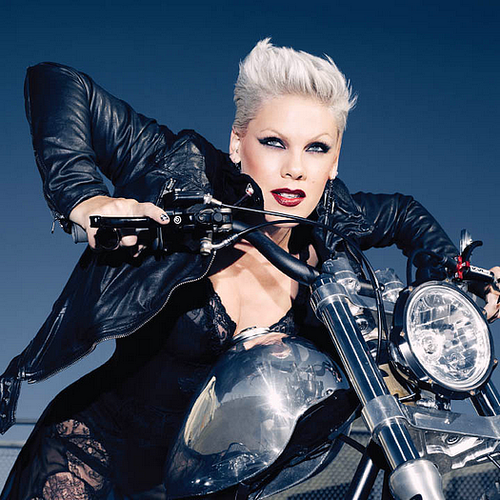 I Can&#39;t Get Enough Of anda P!nk <3