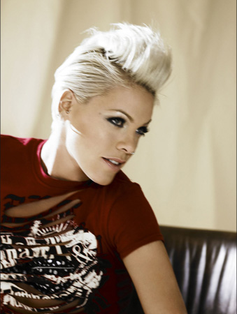 I Can&#39;t Get Enough Of You P!nk <3