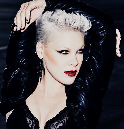 I Can't Get Enough Of आप P!nk <3