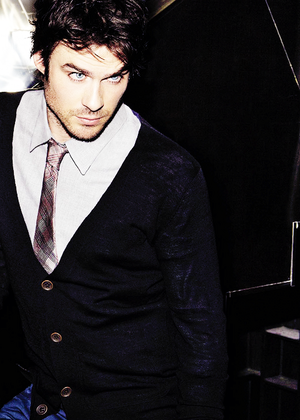 Ian Somerhalder - VIP Magazine (June 2014)