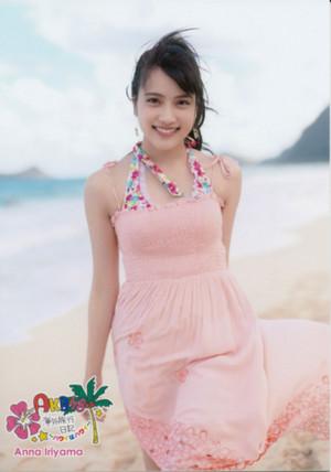 Iriyama Anna ~Hawaii wa Hawaii~