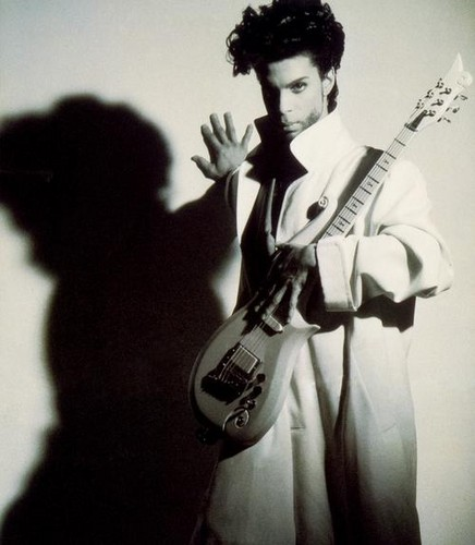 Prince wallpaper containing a guitarist entitled It's Prince