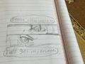 Itachi  - itachi-uchiha fan art