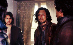 JJ in The Musketeers