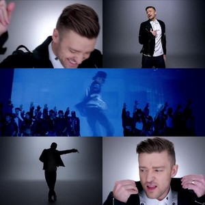 JT - Love never felt so good video
