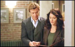 Jane and Lisbon-season 2