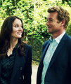 Jane and Lisbon - the-mentalist photo