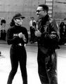 Janet Talking With Arsenio Hall - janet-jackson photo
