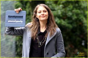 January, 29 2013 - On Set Of Arrow