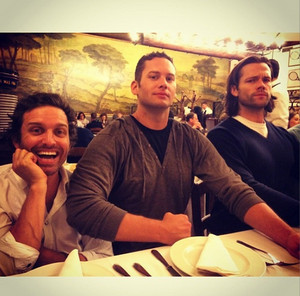 Jared,Jason and Rob