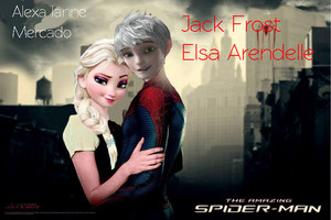 Jelsa - The Amazing Spider Man