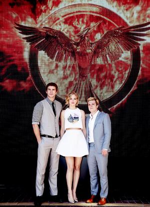 Jennifer, Liam and Josh