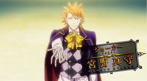 Joker in kuroshitsuji Season 3