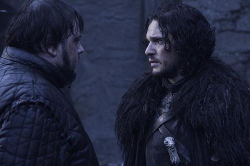 jon snow wallpaper titled Jon Snow Season 4