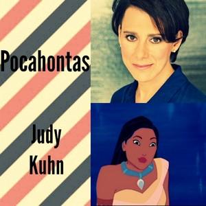 Judy Kuhn..