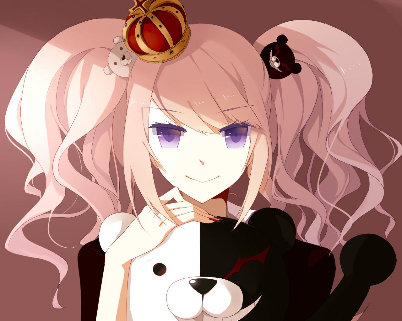 Junko Enoshima From Danganronpa Anime Fan Art 37194287