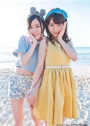"""Jurina and Yuki """"Labrador Retriever"""""""