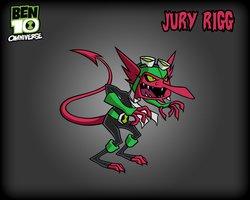 Jury rigg