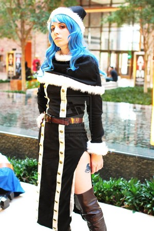 Juvia Lockser Cosplay