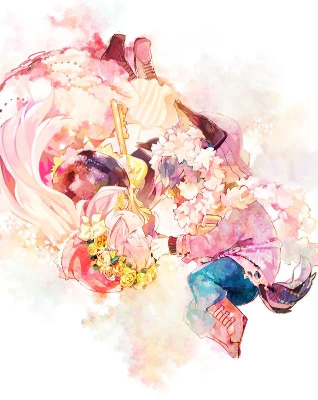 KAITO x Luka images KAITO x Luka ~ ♥ HD wallpaper and background photos cc62b2cf64