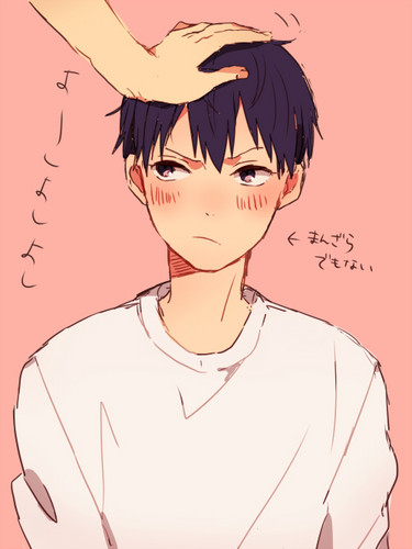 Haikyuu!!(High Kyuu!!) 壁纸 containing 日本动漫 called Kageyama Tobio