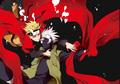 Kakashi Hatake and Naruto Uzumaki