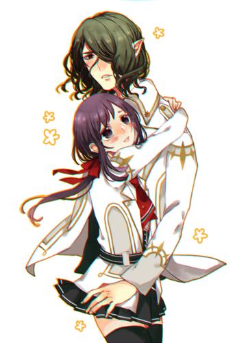 Kamigami no Asobi پیپر وال titled Kamigami No Asobi