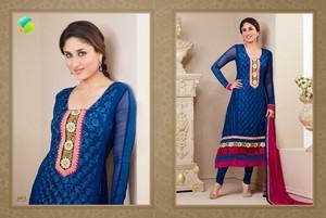 Kareena in Beautiful Anarakali Suit