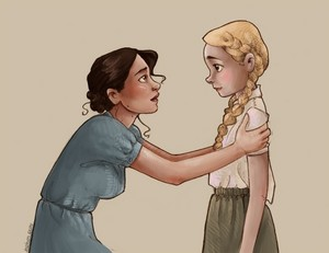 Katniss and Primrose