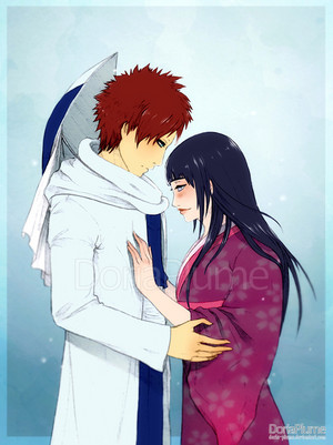 Kazekage and Wife XP