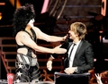 Keith Urban and Paul Stanley ~American Idol 2014