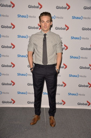 Kevin Zegers - Shaw Media 2014 Upfront Press Conference