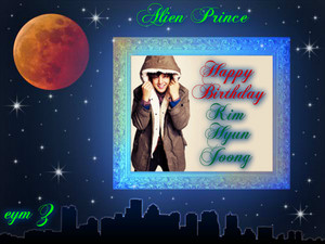 Khj happy bday