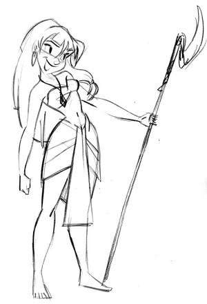 Kida sketch