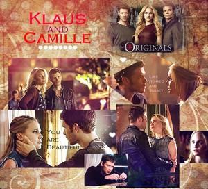 Klaus & Camille Klamille