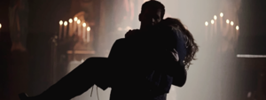 Klaus saves Cami