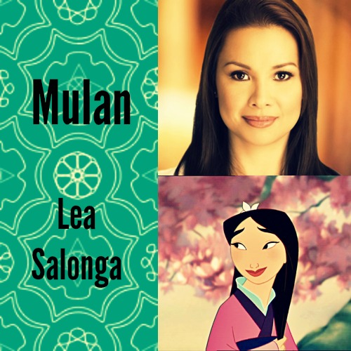 Disney Princess wallpaper probably containing anime called Lea Salonga