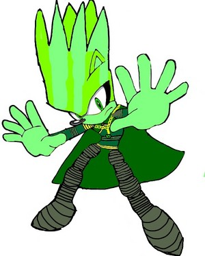 Leafeus-Vert Arcenciel