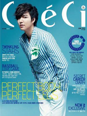 Lee Min Ho - Ceci Magazine