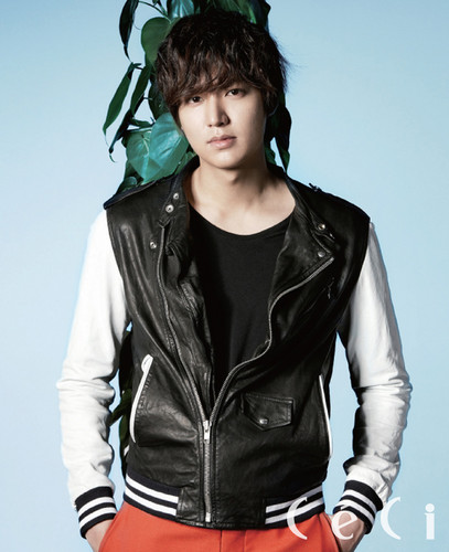 Lee Min Ho wallpaper possibly with a playsuit, an outerwear, and an overgarment entitled Lee Min Ho - Ceci Magazine