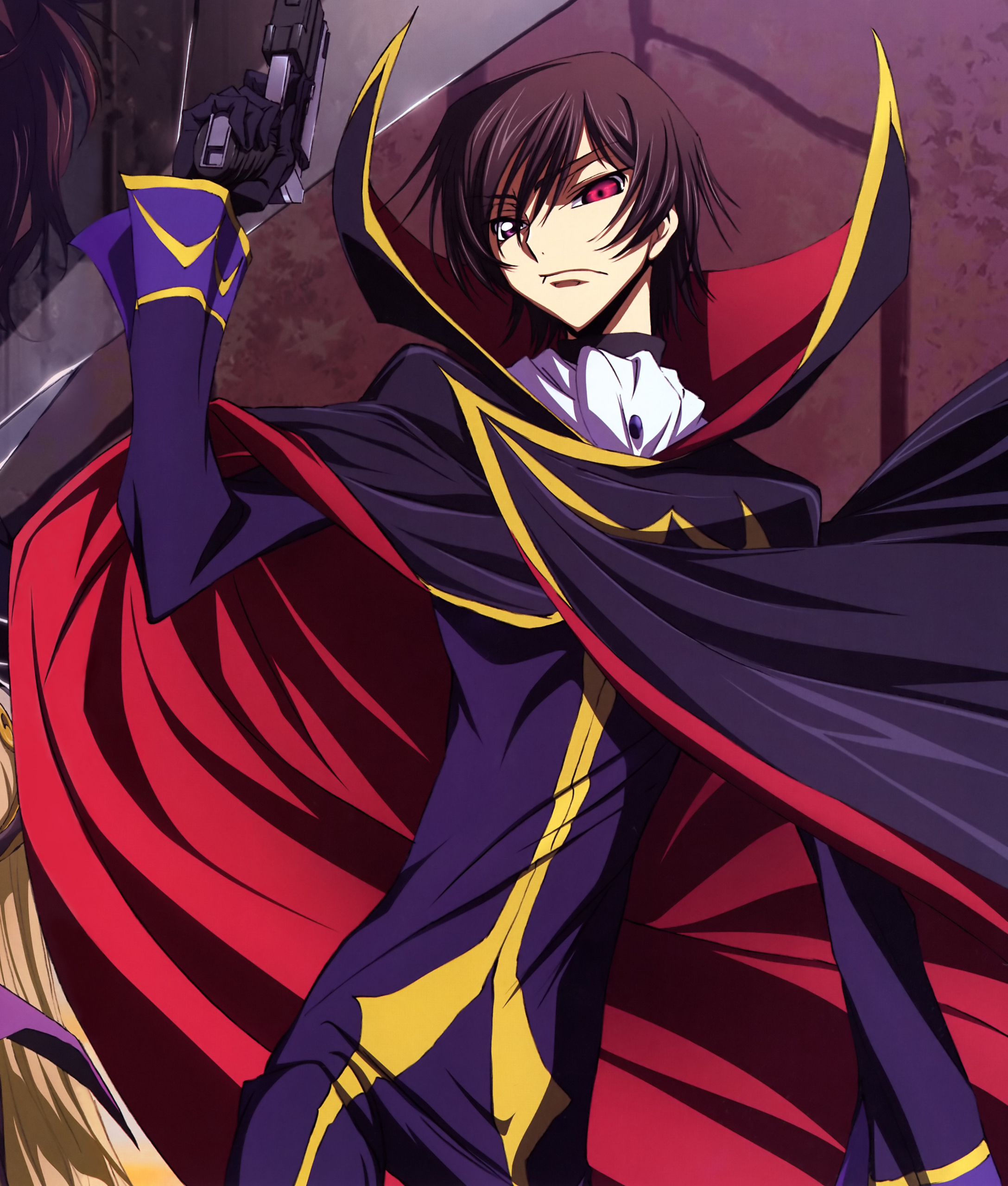 lelouch vi britannia code geass hetalianstella fan art. Black Bedroom Furniture Sets. Home Design Ideas