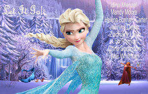 Let It Go! Official Poster