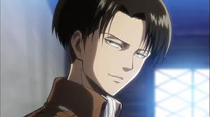 Levi~ you must <3 him