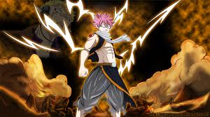 Lightning Natsu