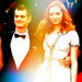 Lily Cole and Andrew Garfield - lily-cole icon