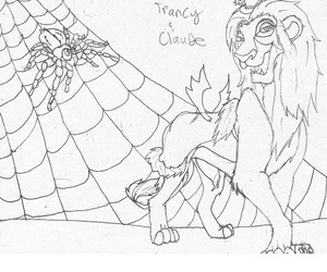 Lion King Dream: Claude and Trancy