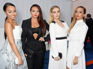 Little Mix at Glamour Awards (Inside Arrivals)